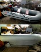 Моторная лодка ProfMarine РМ280М с мотором Tohatsu M5B (5 л. с. )