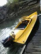 Спортивно-прогулочная лодка Vin-Reid + мотор Тохатсу 40 в Иркутске
