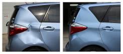 Обучение удалению вмятин на кузове автомобиля без шпатлевки и покраски