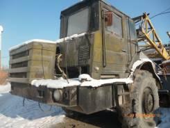 МоАЗ-6442 с ЯМЗ-238АМ на запчасти