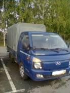 Hyundai Porter II, 2012