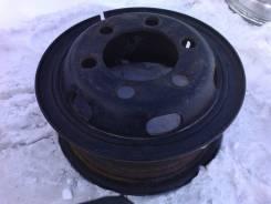 Диски грузовые R16 под футорки с кольцом 4-6тн на 6шпилек