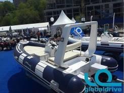 Корейская лодка Mercury Риб 500 Extra Luxe, 5 лет гарантии! Спец. цена