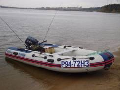 Продам лодку ПВХ Yamaran S370max