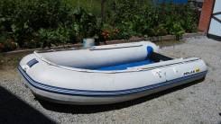 Продам На воде была один раз. Лодка надувная Solar 380 JET