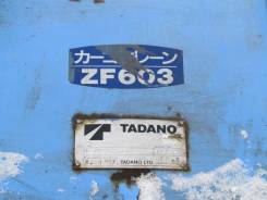 КМУ Tadano Z604 грузоподъемность 5000кг
