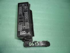 Блок предохранителей Nissan Bluebird Sylphy, FG10, QG15DE