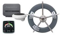 Автопилот Raymarine Evolution Wheel Pilot with p70 control head