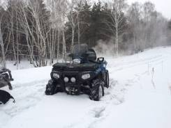 Polaris Sportsman Touring 550, 2013