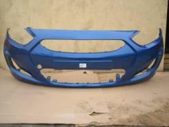 Бампер. Hyundai Solaris, RB Hyundai Accent G4FA, G4FC