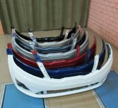 Бампера передние Kia Rio III (в цвет кузова) [пр-во Россия]