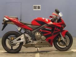 Honda CBR 600RR, 2002