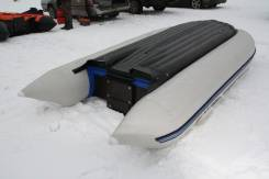Лодка Solar JET 380 тонель под водомет в Suzuki-центре на Ширямова!