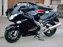 Kawasaki ZZR 1200, 2002