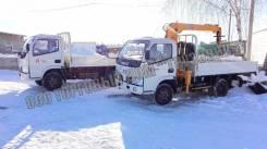 Бортовой автомобиль Гуран-2318 с новой КМУ XCMG