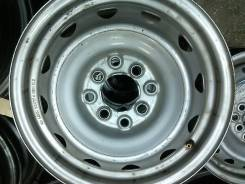 Штампованные диски R14*5J 4*100 4*114.3 универсальные