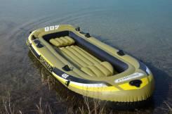 Надувная лодка Fishman 400