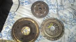 Корзина, диск сцепления и маховик