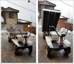 Продается самоходная тележка в хорошем состоянии г. Владивосток