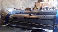 Продам б/у моторную лодку