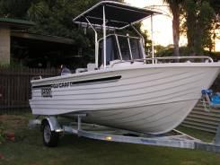 Т-Тор для лодки с центральной консолью