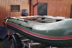 Лодка новая без мотора Corsair в Тюмени