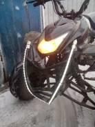 Adly GTA 125, 2011