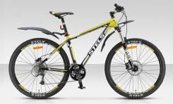 Велосипед горный Stels Navigator-790 D 27.5, Оф. дилер Мото-тех