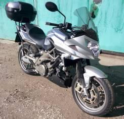 Aprilia Shiver 750, 2010