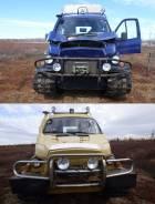 "ГАЗ 3409. 2 вездехода ""Бобр"""