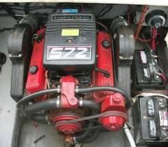 Продам моторы Volvo Penta 5,7 бензин за 2 шт.  Срочно