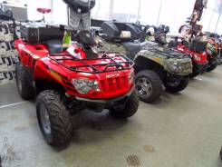 Arctic Cat 450, 2012