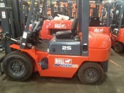 Bull FG30. Бензиновый вилочный погрузчик BULL FG 30, 3 000кг., Бензиновый