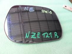 Стекло зеркала правого Corolla Spacio, NZE121/ZZE122/ZZE124,1NZFE/1ZZF