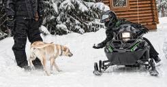 Снегоход ARCTIC CAT ZR120,Оф.дилер Мото-тех, 2016