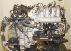 Продам двигатель Mazda FP в сборе с АКПП + коса+комп (FF)