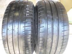 Michelin Pilot Sport 3. летние, 2013 год, б/у, износ 5%