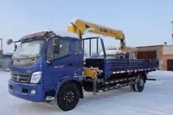 Продается грузовик с крановой установкой Foton
