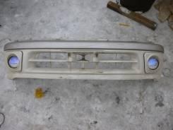 Бампер. Toyota Raum, EXZ10