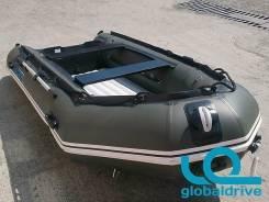 Корейская надувная лодка ПВХ Mercury Heavy Duty AIR НДНД 360