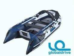 Корейская надувная лодка ПВХ Mercury Airdeck Extra 310, 5 лет гарантии