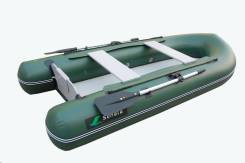 Надувная моторная лодка ПВХ Sonata 285F P, Оф. дилер Мото-тех