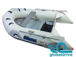 Корейская надувная лодка ПВХ Mercury Active 270 5 лет гарантии