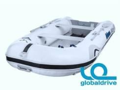 Корейская надувная лодка ПВХ Mercury Active 380 5 лет гарантии