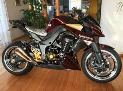 Kawasaki Z 1000, 2011