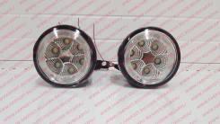 LED (Диодные) Туманки на Nissan Ангельские глазки
