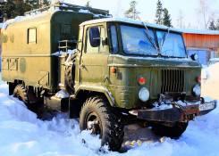 ГАЗ-66 охотник