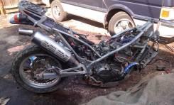 Продам Kawasaki kle 400 по запчастям