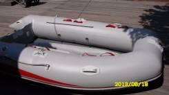 Лодка пвх баджер