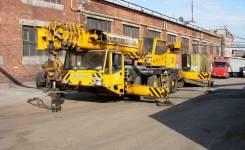 Услуги крана Demag, 55 тонн
